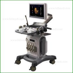 FM-580C de la machine de diagnostic de l'hôpital numérique complet échographie Doppler couleur 4D scanner