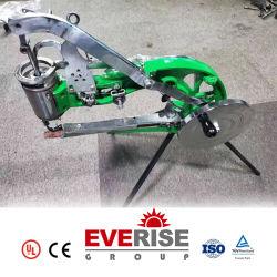 Evsm001 fio de algodão de seda dupla utilização de equipamento para reparar a máquina de costura máxima de 1 cm de espessura