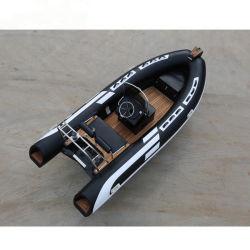 Het hete Product 15.7feet 4.8m van de Boot van de Verkoop de Diepe Boot van de Sport van de Buis van pvc van Hypalon Heytex van de Boot van de Treiler van de Vissersboot van de Boot van Hull van de Glasvezel van V Opblaasbare Overzeese Opblaasbare met Ce