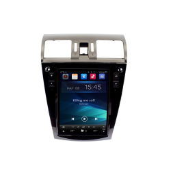 (Оптовая торговля / OEM Manufactory) Tesla стиле навигационное устройство Subaru Xv Форестера Impreza 2013-2017 10,4 дюйма экрана по вертикали автомобильной аудиосистемы с блоком навигации ресивер