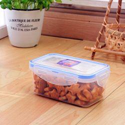Микроволновая печь PP пластиковый контейнер для хранения продовольствия 500 мл