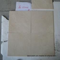 Crème Marfil pour carreaux de sol en marbre beige