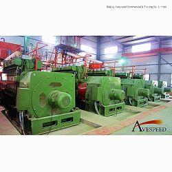 Avespeed Serie Hfo und Gas-Doppelkraftstoff-Generator-Sets für Stromerzeugung-Pflanze