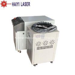 1500W портативного устройства Fibre лазерной сварки сварочный аппарат углеродистая сталь