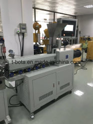 TBT-8177-ZB HAUSTIER Doppel-Schraube Strangpresßling-Granulation-Zeile