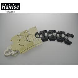 Hairise PT250A/B Multiflex la chaîne du convoyeur à vis avec rouleau latéral