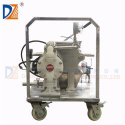 Dz Laborary Membrane de l'équipement de filtrage pour le traitement du lait aux amandes