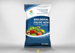 粉の溶ける有機肥料の生物Fulvicの酸