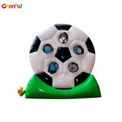 Pied Dart jeux gonflables géants/Darboard gonflables pour enfants