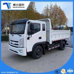 4*2 خفيفة /صغيرة/ منزعة/منزعة/مقصات الموقع/شاحنة شحن/شاحنة تفريغ مع محرك Weichai