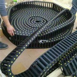 Kabel-Draht-Träger-Gegenkraft-Kette CNC-elektrisches kabel-Plastikkette
