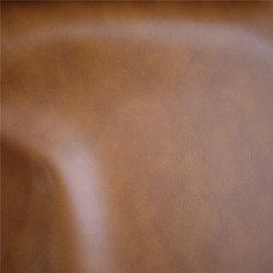 À prova de grande Litchi PU artificial de padrão de tecido de couro para o revestimento de móveis Sofá