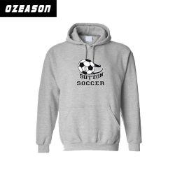 Vêtements de sport de haute qualité polyester personnalisé Soccer réchauffer Hoodies