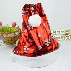 クリスマスのサンタクロースの昇進の帽子