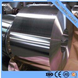 Commerce de gros Golden fer-blanc électrolytique en bobines pour emballage cadeau