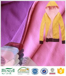 Velo Micro de poliéster para revestimento e o cobertor