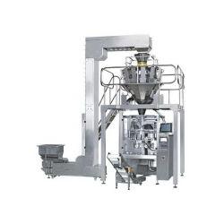 Автоматическая закуски питание машины упаковки в ходе работы выводится Multihead (JY-PL)