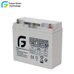 Batteria Al Piombo Acido 12v 17ah Standard Di Qualità Jana Per Ventilatore Solare Domestico