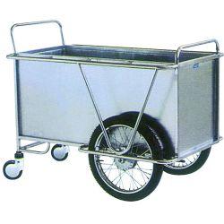 Больница из нержавеющей стали для некурящих туалетный столик тележка доставки (CE/FDA/ISO)