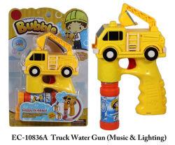 Coche de juguete de agua de la burbuja de la ingeniería de juguete de novedad