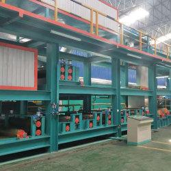 Aço galvanizado/bobina de aço/Aluminização/máquina de revestimento de metal/produção PPGI /Pintura / Linha de revestimento de cor