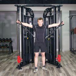 공장 직접 가격 Gym Club Company 호텔을%s 다중 기능 운동 기계 케이블 크로스오버