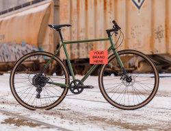 Chromoly 배수는 도로 자전거를 속력을 낸다