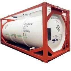 T14 Offshore tank met isotank voor zoutzuur Un1789 HCl (IMDG Chemcial ISO Tank Portable Tanks IMO)