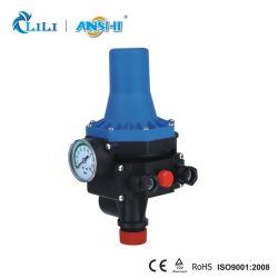 Anshi контроллер автоматического регулирования давления с манометром на водяной насос (ДСК-3)