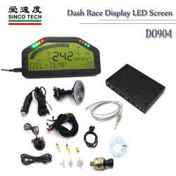 Do904 Dash Race Display Bluetooth Sensor Kit, Gauge Meter Dashboard LCD Screen