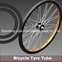 "22*2.125 18 "" 20 "" 22 "" 24 "" 26 "" 28 "" 29 "" 700 28*2.125 ISO標準のButyl天然ゴムオートバイ/Bicycle /Tricycle/車の/Truckのカメラのバイクの内部管"