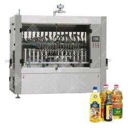 vollautomatische Öl-Füllmaschine-Verpackmaschine des Gang-700-4000bph
