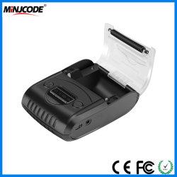 Bluetooth для мобильных ПК 58мм тепловой принтер чеков, портативный Bluetooth и USB-Label принтер чеков, поддержки Android и IOS, Mj5808