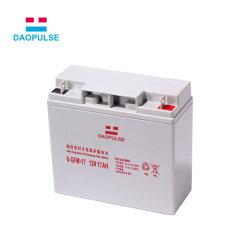 Batterie plomb-acide 12V7ah pour UPS Prix de gros d'éclairage de secours