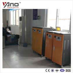 Vertical de alta eficiencia de ahorro de energía eléctrica industrial caldera de vapor de lavandería