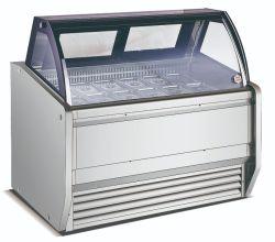 Armadietto per esposizione gelato usato commerciale armadietto per esposizione gelato Con prezzo di fabbrica