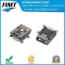 Mini connettore del USB per il registratore di guida di veicoli (USB144-0855-H6121) in azione