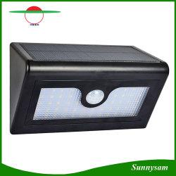 Индикатор 28/32треугольник 400lm пассивный инфракрасный датчик движения солнечной энергии Energy Smart LED настенный светильник