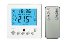 Télécommande sans fil Salle de la maison numérique Thermostats de chauffage au sol