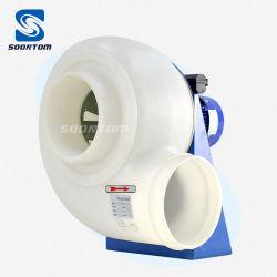 AC 200mm 230V ventilateurs centrifuges en plastique