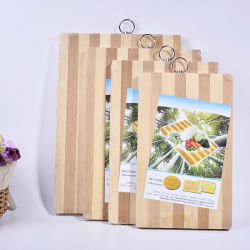 LFGB FDA FSC Zabra Design Kitchen Tool Bambus Hacken Schneiden Käseobst-Brett
