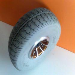 الجملة 200 مم من الإسفنج المسطح PU عجلات 8'' من أجل كرسي مدولب 2020
