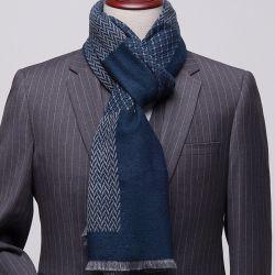 Sciarpa acrilica resistente di modo degli uomini di inverno dello Shrink di alta qualità