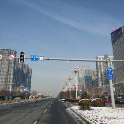 Plaat van het Signaal van de Weg van het Verkeer van het Metaal van het Aluminium van Europa de Standaard met Polen
