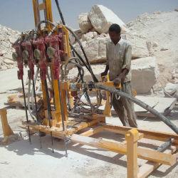 Perforazione di roccia mobile pneumatica del palladio 24-4b per la perforazione della cava