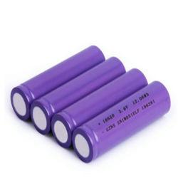 Hot vender 18.650 de iones de litio recargable Li-ion 3.7V 1000mAh1800mAh2000mAh 2200mAh 3250mAh de 2500mAh