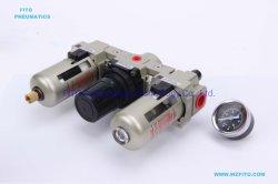 SMC-luchtbehandelingseenheid AC3000-03 Lubrengsysteem van luchtfilterregelaar