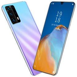 Самая низкая цена на заводе смартфон Android 8.0 с двумя SIM-карты четырехъядерный мобильный телефон