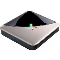 Pendoo X12のセットトップボックスモデルサポート4K Amlogic S905X3 4G 64G記憶Bt4.0人間の特徴をもつボックスTV