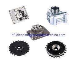 Precision die Casting OEM & ODM Foundry die Casting Aluminium Onderdelen voor auto-onderdelen/motoraccessoires/meubelhardware/CNC-machinery